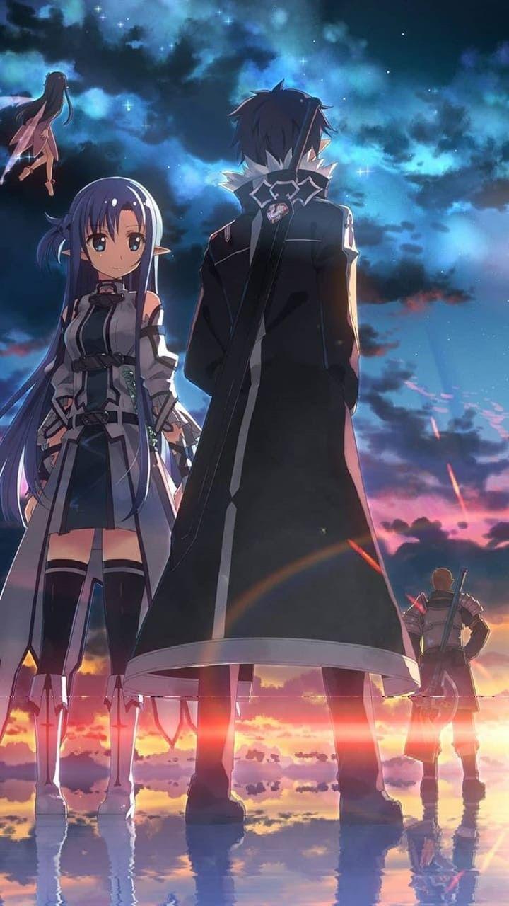 Pin by Evania Sarah on Anime Series Sword art online