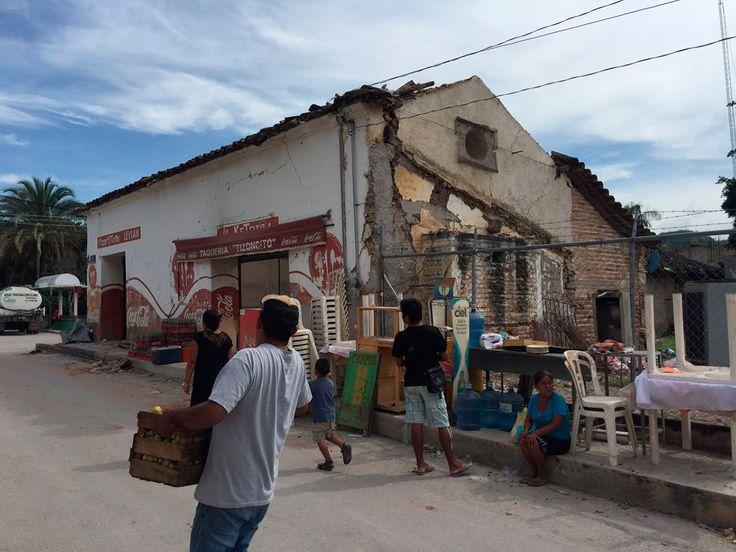 En Guerrero 700 casas dañadas 20 escuelas cinco iglesias cuatro hospitales - proceso.com.mx