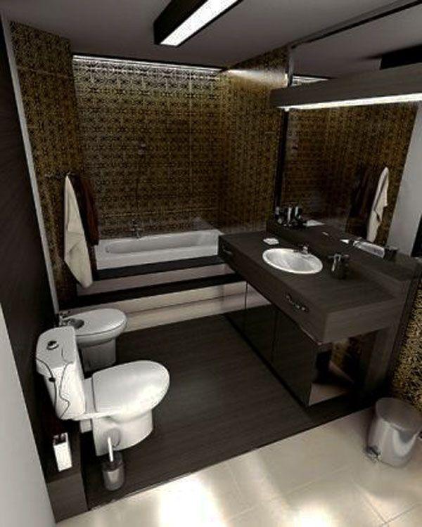 69 best Bathroom Ideas images on Pinterest Bathroom ideas Small