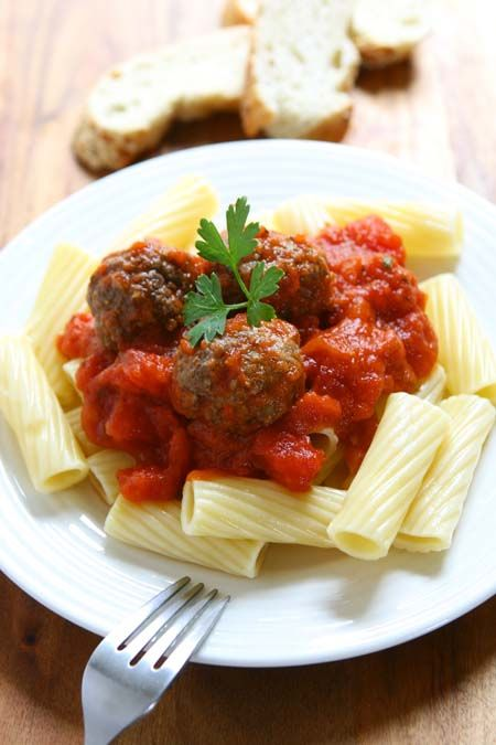 Goulash with Turkey Meatballs | Foodal.com