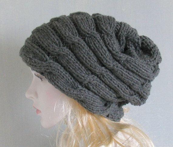 Women's Knit Hats Winter Hat Women's Hats Hand Knit