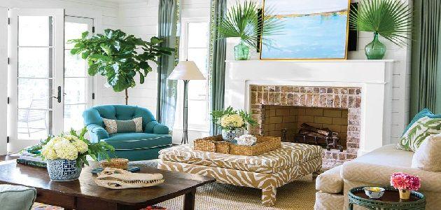 Living Room Decoration Theme