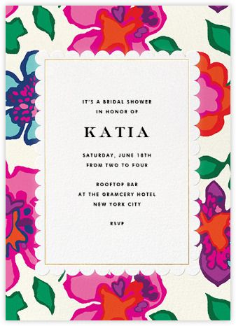 kate spade new york Invitations - Paperless Post