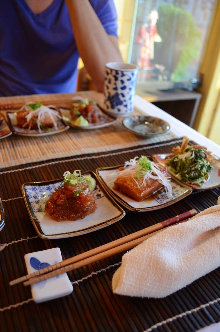 Review: Solo Sushi Bekkan