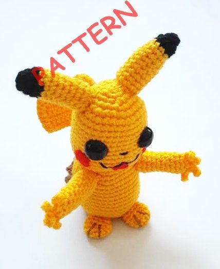 Hey, I found this really awesome Etsy listing at https://www.etsy.com/listing/472305951/amigurumi-pattern-pickachu-pdf