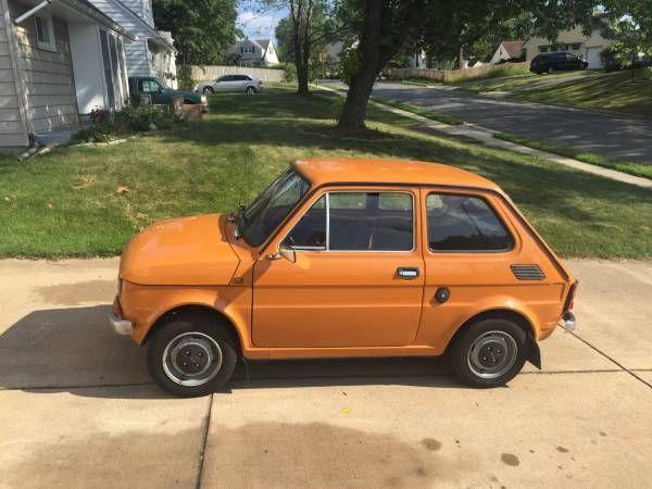 Rare in the USA: 1983 Polski Fiat 126