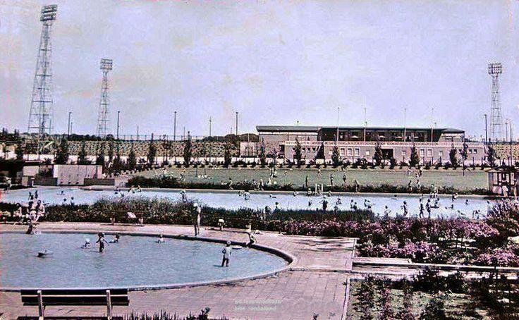 Zwembad Het Diekman, vroeger
