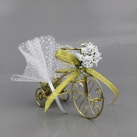 Bisiklet nikah şekeri