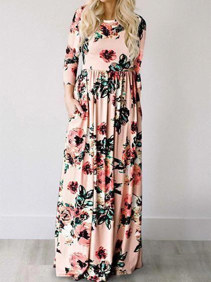 841adb88a25b6 Fashion Show Dress Drawing | Flattering Dresses in 2019 | Boho ...