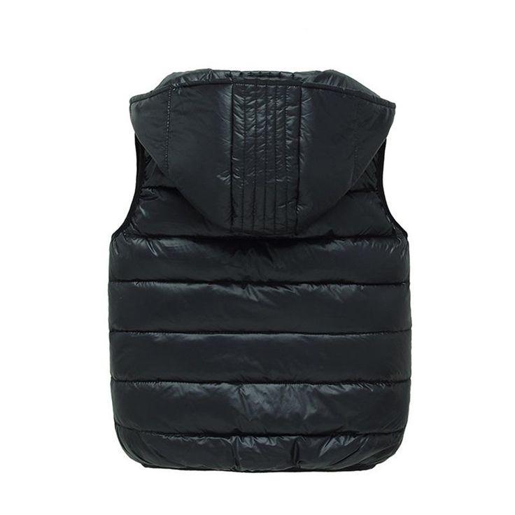 12.64$  Buy here - http://ali7uy.shopchina.info/go.php?t=32788892528 -  kids vest girl boy waistcoat kids boys r Boy Winter Vest Down Feather Warm Children Vest Clothes  12.64$ #buymethat