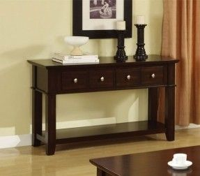 New Console Sofa Table With Storage Drawers Perfect 28