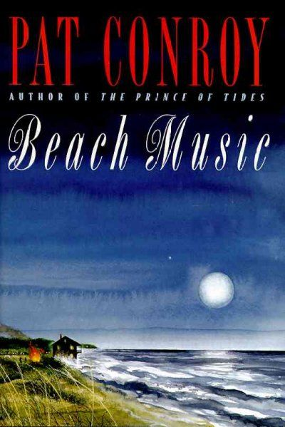 Beach Music by Pat Conroy. Writer Jack McCall returns from Rome to make peace with his South Carolina family and the in-laws who blame him for his wife's suicide.