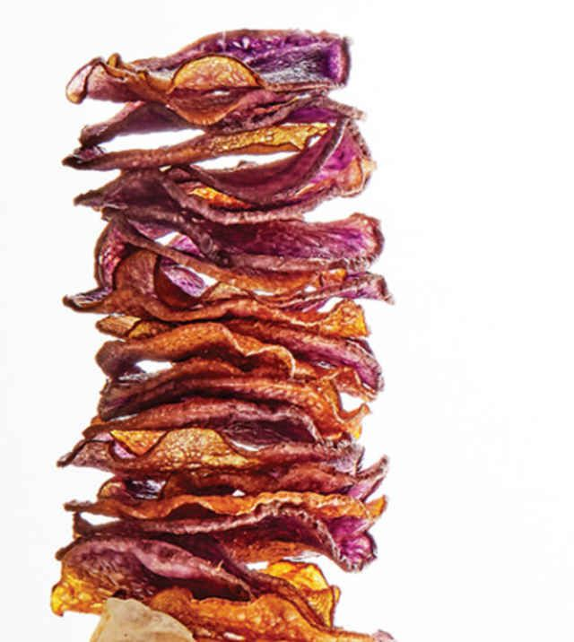 Five Spice Taro Crisps image