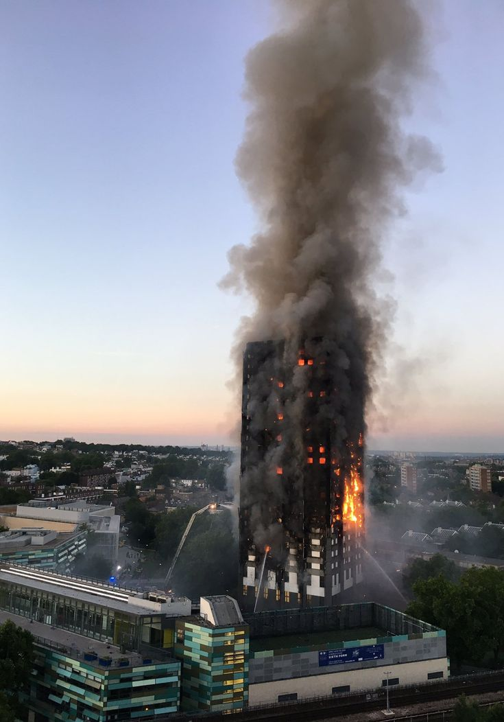 White goods caused disastrous Grenfell fire - Smart Home Protection