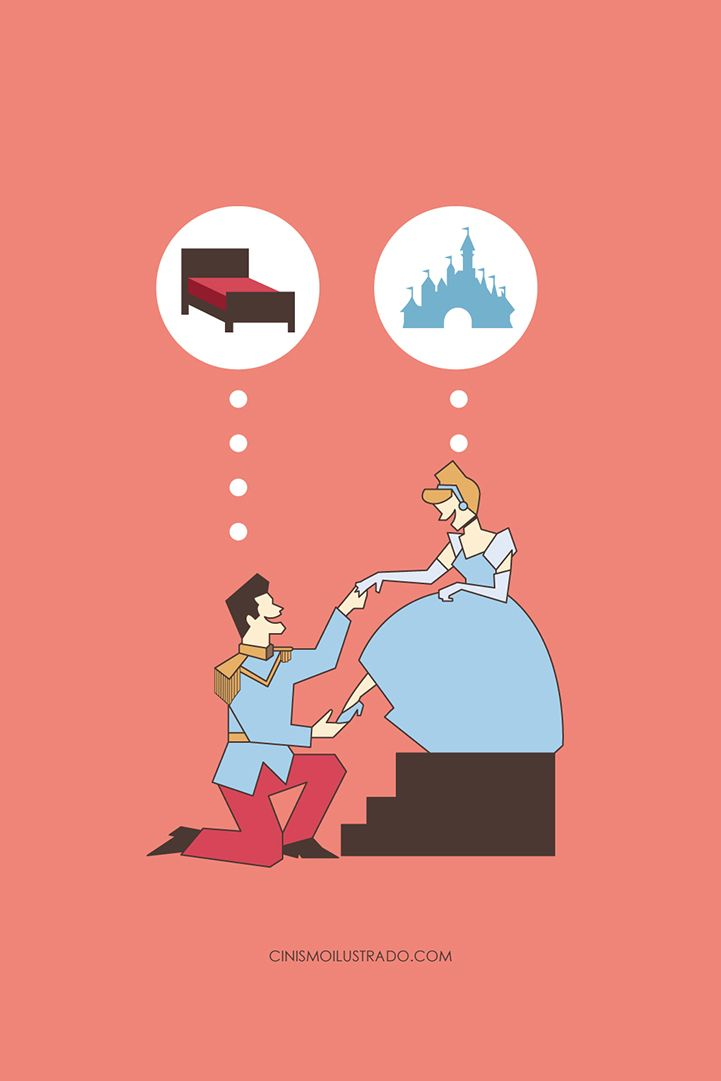 Hilarious Cynicism Conveyed Through Minimalist Illustrations - My Modern Metropolis