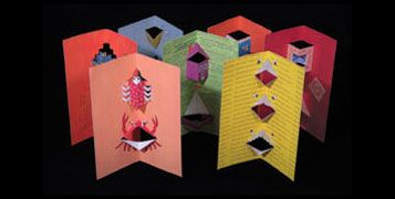 225 best art of the book images on pinterest artists book paper engineer carol bartons pop up how to book on making pop up cards artists books tunnel books and star books available for sale solutioingenieria Choice Image