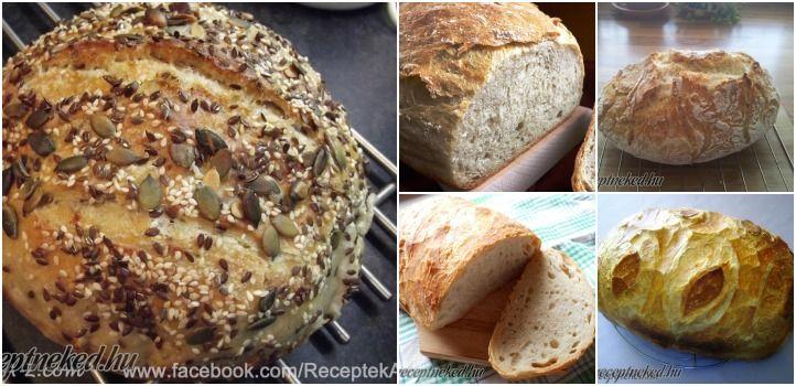 Házi kenyér sütés? Többé nem akadály!
