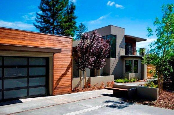 Top 70 Best Modern Landscape Design Ideas Landscaping Inspiration Facade House Modern Landscaping House Exterior