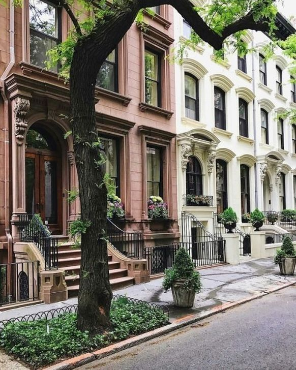 38 Comfy New York Style Architecture Design Ideas