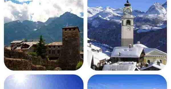 Краткий обзор одного из самых посещаемых горнолыжных курортов Италии — Аоста, (история, горнолыжные трассы, развлечения, отели).