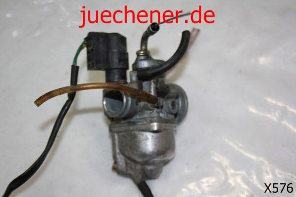 Vespa ET2 C16 Vergaser Weber 12mm mit E-Choke