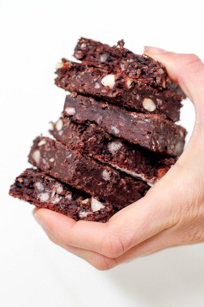 Zwarte Bonen Brownies | Plantbites