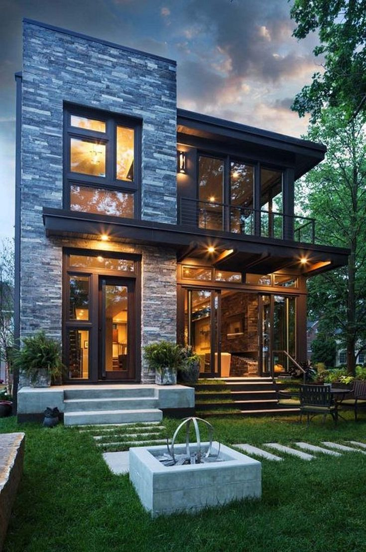 20 Unbelievable Modern Home Exterior Designs: 20+ Amazing Modern House Design Ideas For Inspiration