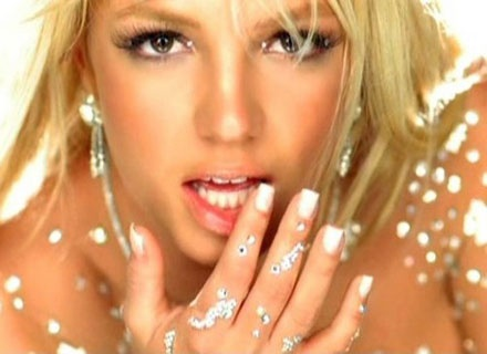 I watched this video this morning just so I could see Britney Spears sparkle. Truth.