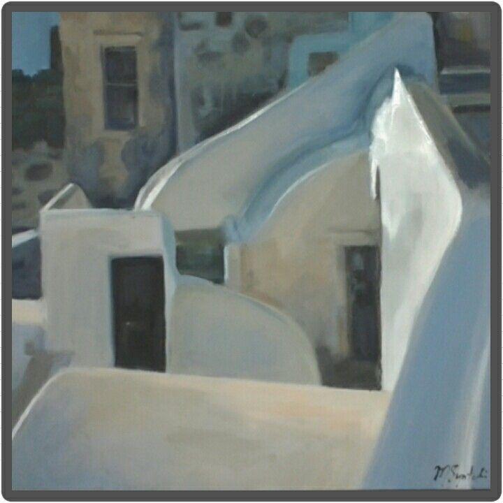 Oil on canvas, 50x50cm, 2014