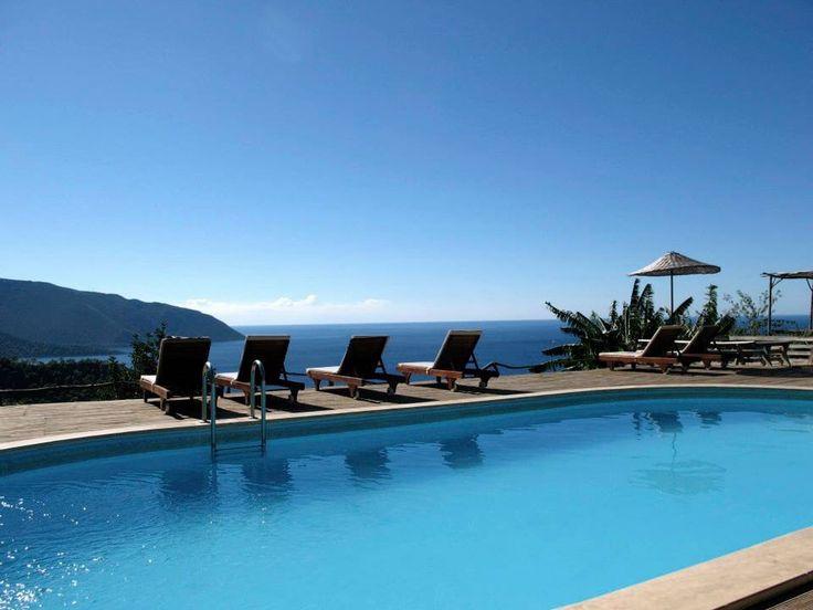 The Olive Garden kabak, Turkey, blue seas, paradise, travellers dream, sea and mountain views,