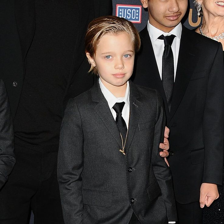 What Our Fascination With Shiloh/John Jolie-Pitt's Gender Says About Us
