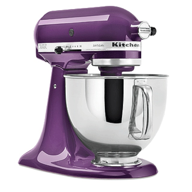 62 Best Kitchen Aid Love Images On Pinterest  Cooking Ware Adorable Purple Kitchen Appliances 2018