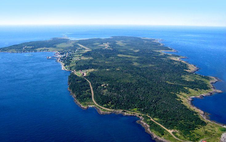 Nova Scotia Hotel - Brier Island Lodge in Nova Scotia.