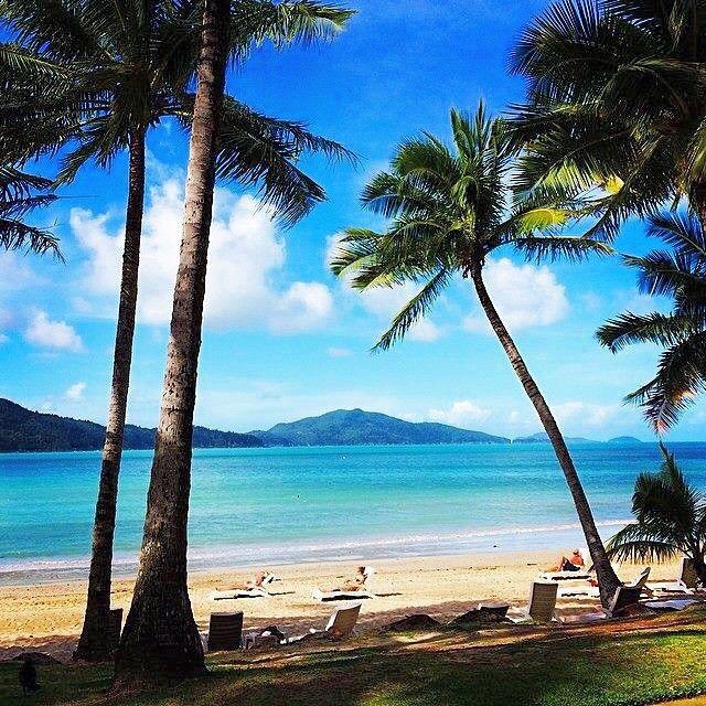 Hamilton Island, Great Barrier Reef, Australia. Photo courtesy of sevencontinentssasha on Instagram.