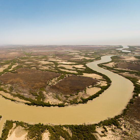 Mary River and Kakadu National Parks