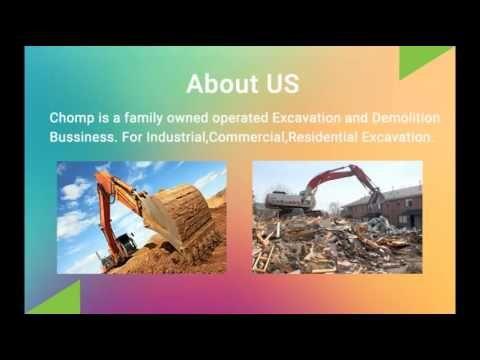Demolition & Excavtion Services in Sydney