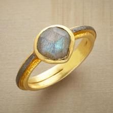 THREE ELEMENTS RING