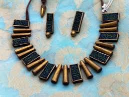 Image result for terracotta jewellery making