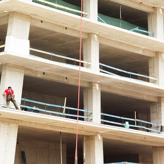 Lighweight Wall Dividers For High Rise Concrete Structure In 2020 Concrete Structure Concrete Wall Panels Precast Concrete