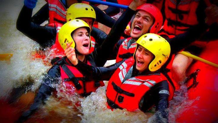 H2O Aventure et Expédition. Rafting - rivière Metabetchouan