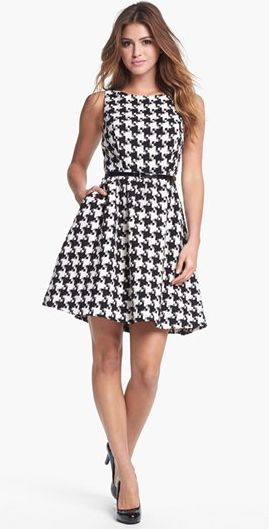 Now trending: Houndstooth