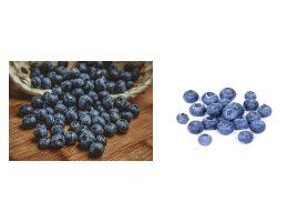 Huckleberries Vs. Blueberries
