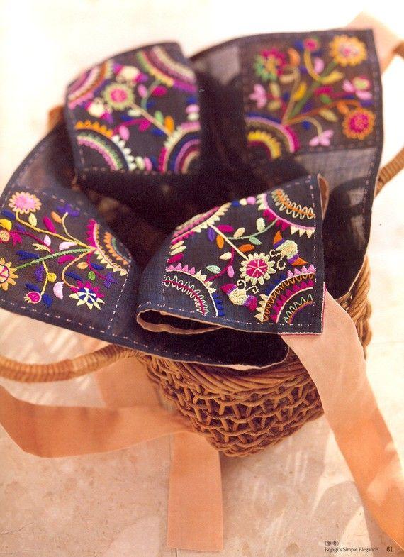 Auspicious Korean Embroidery