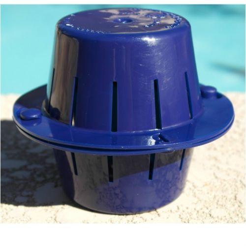 Sink-Float-Pool-Chlorine-Dispenser-Spa-Tablet-Chlorinator-Swimming-Purple-New