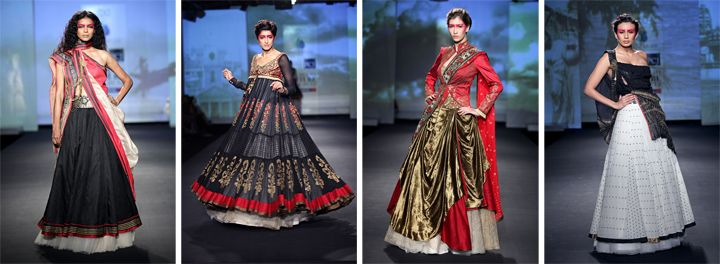 indian designer clothing | Indian Fashion Designer of Traditional Indian Clothes Anju Modi at ...