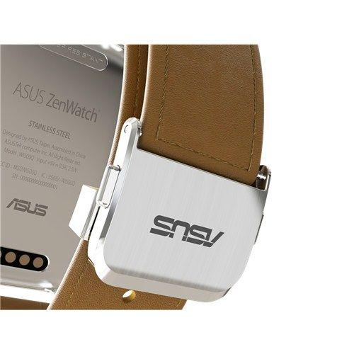 ASUS #ZenWatch (WI500Q) | Winner of the Design Award 2015 | Time-Honored Tradition, Smart Innovation