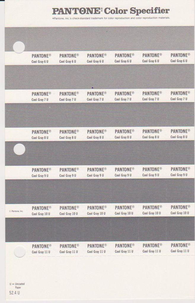 pantone warm gray 8u - Google Search | Work: Logo + Identity | Pinterest | Pantone