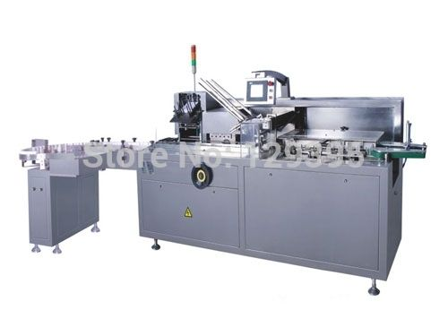 SJD110 Horizontal Automatic Cartoning Machine - http://www.aliexpress.com/item/SJD110-Horizontal-Automatic-Cartoning-Machine/32295813499.html