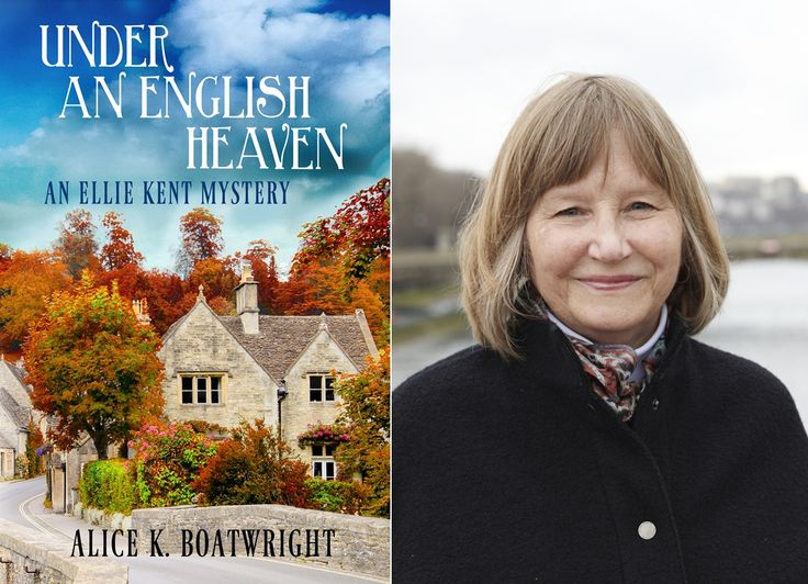 Alice K. Boatwright - Cozy Mystery in a Small English Village | ManyBooks