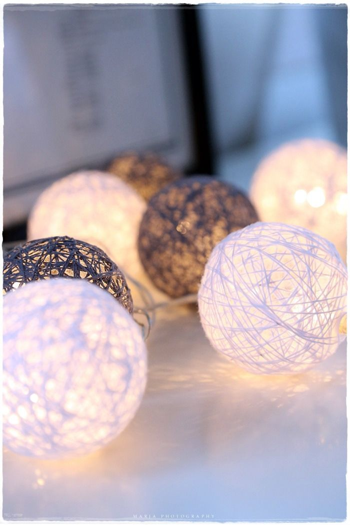 making these to replace the wicker balls that keep breaking off my outdoor lights :)